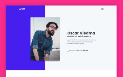 Diseña tu portafolio web con WordPress y Divi