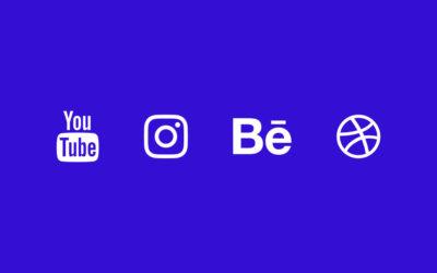 Cómo agregar más iconos de redes sociales en divi