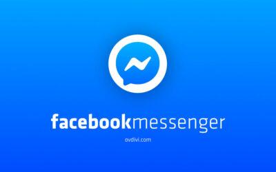 Cómo agregar chat de facebook messenger a tu sitio web creado con divi y wordpress sin plugins