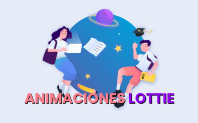 Cómo agregar animaciones de lottie files en sitio web creado con divi