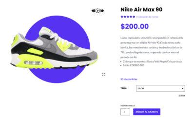 Cómo diseñar o personalizar la página de un producto e insertar una imagen con rotación 360º con woocommerce y divi.